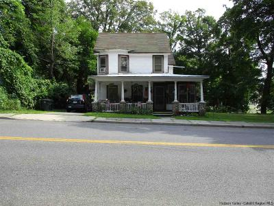 Ulster County Single Family Home For Sale: 30 Center