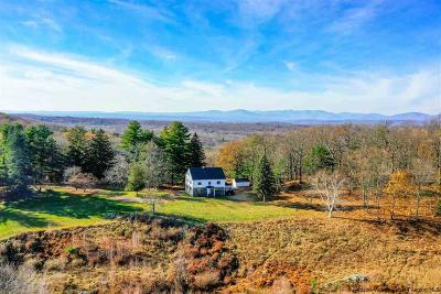 Ulster County Single Family Home For Sale: 522 Popletown