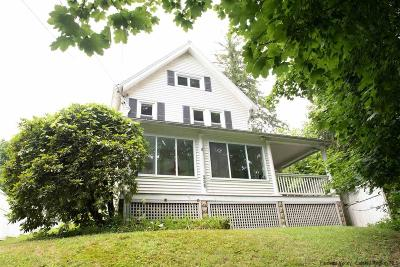 Single Family Home Fully Executed Contract: 129 Vineyard Avenue