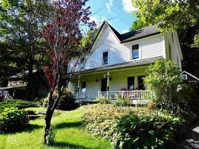 Delaware County Single Family Home For Sale: 266 Dry Brook Road