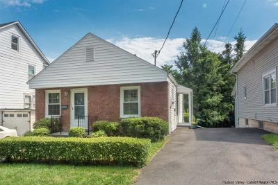 Ulster County Single Family Home For Sale: 154 Lucas Avenue