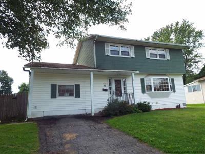 Saugerties Single Family Home For Sale: 12 Highland Ave.
