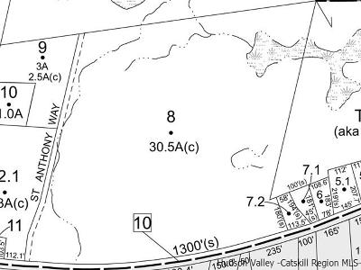 Ulster County Residential Lots & Land For Sale: Milton Turnpike