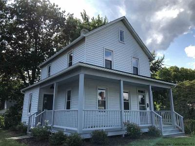 Ulster County Single Family Home For Sale: 53 Catskill Avenue