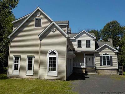 Greene County Single Family Home For Sale: 75 Van Dame Winkle Cir