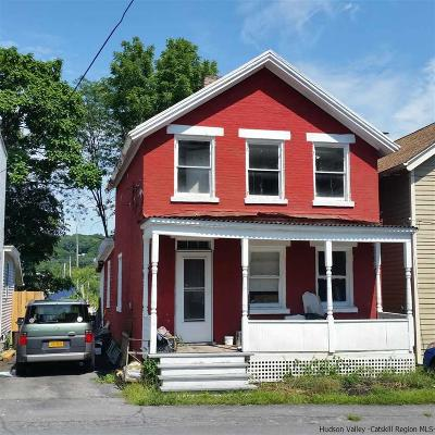 Ulster County Single Family Home For Sale: 114 Second Street