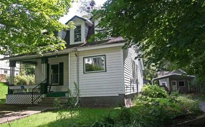 Delaware County Single Family Home For Sale: 86 George Street