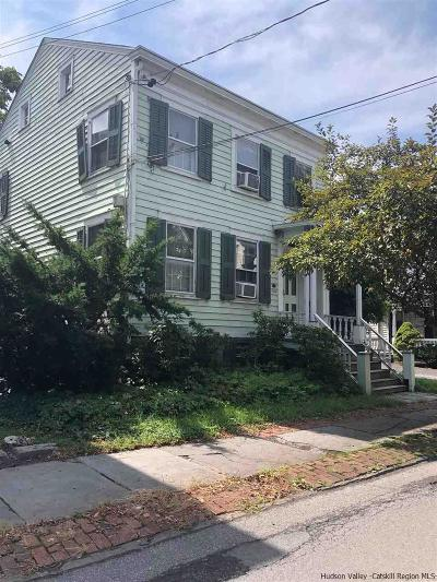 Ulster County Single Family Home For Sale: 20 John Street
