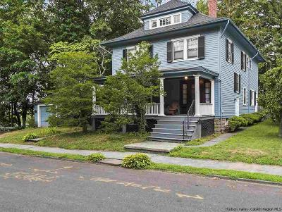 Ulster County Single Family Home For Sale: 3 Clifton Avenue