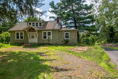 Hurley Single Family Home For Sale: 325 Depot Street