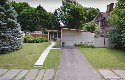 Ulster County Single Family Home For Sale: 100 W Chestnut Street