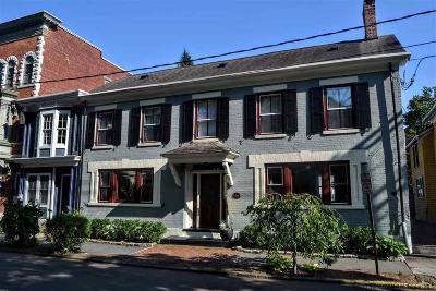 Kingston Single Family Home For Sale: 72-74 Main Street