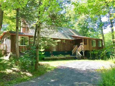 Saugerties Single Family Home Accepted Offer Cts: 71 Goat Hill Road