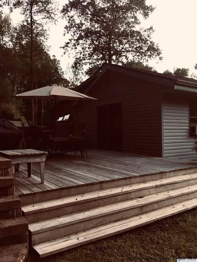 Greene County Multi Family Home For Sale: 214 N Lake Road