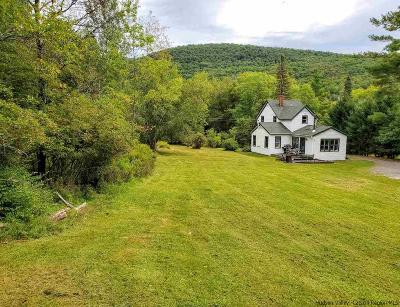 Greene County Single Family Home Accepted Offer Cts: 365 Colgate Road