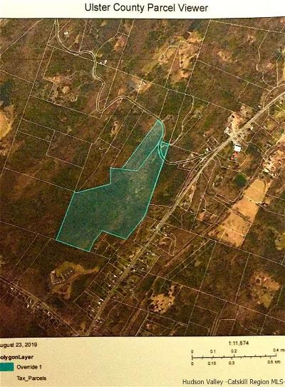 Saugerties Residential Lots & Land Accepted Offer Cts: 71 Goat Hill Road