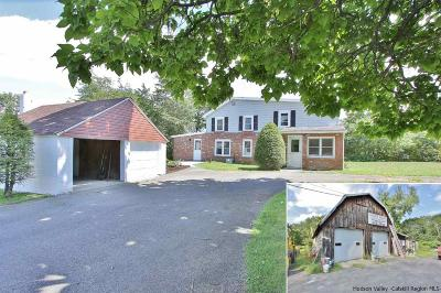 Kingston Single Family Home For Sale: 74 Hill Road