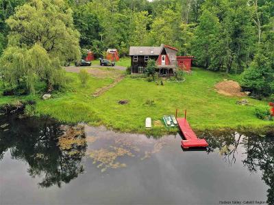 Wurtsboro Single Family Home For Sale: 875 Wurtsboro Mountain Road