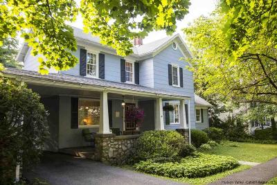 New Paltz Single Family Home For Sale: 45 Elting Avenue
