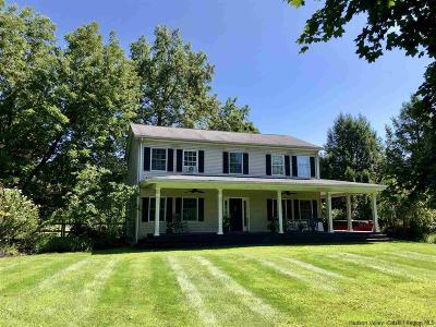 Stone Ridge Single Family Home For Sale: 3602 Atwood Rd
