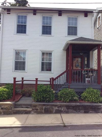 Kingston Single Family Home For Sale: 15 Adams Street