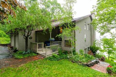 Single Family Home For Sale: 63 River Road