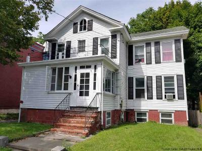 Kingston Multi Family Home For Sale: 133 St James St