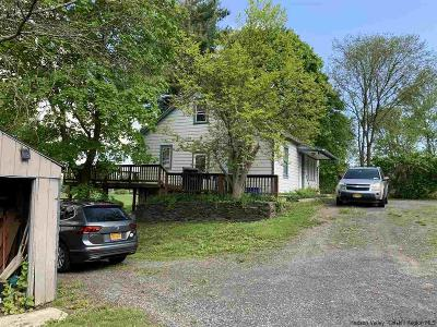 Single Family Home For Sale: 577 Route 32