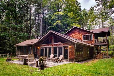 Kerhonkson Single Family Home For Sale: 24 Chipmunk Hollow Road