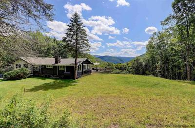 Ulster County Single Family Home For Sale: 77 Rose Mountain Road