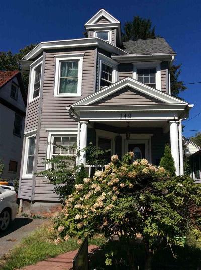 Kingston Single Family Home For Sale: 149 Oneil Street