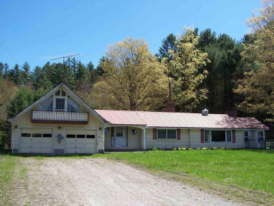 Single Family Home Closed: 1858 E Schroon River Road