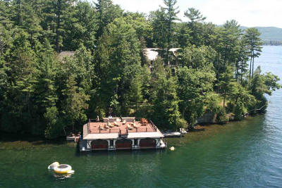 Lake George NY Single Family Home For Sale: $5,898,000