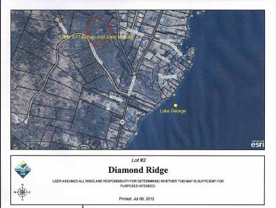 Residential Lots & Land For Sale: 2 Diamond Ridge