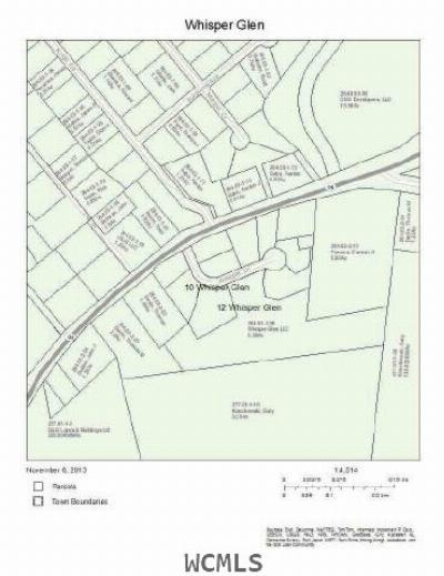 Residential Lots & Land For Sale: 10 Whisper Glen