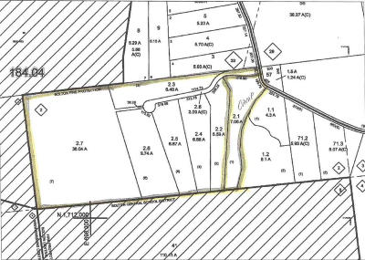 Bolton Residential Lots & Land For Sale: Kathy's Crossing