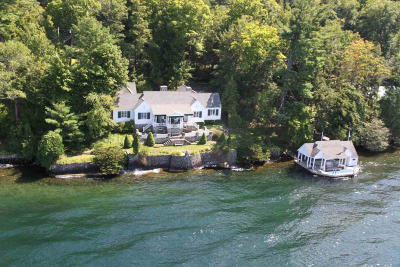 Lake George Single Family Home For Sale: 3440 State Route 9l