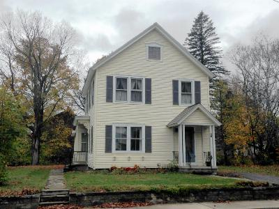 Single Family Home Contingent Contract: 38 King Street