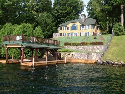 Single Family Home Closed: 3782 Lakeshore Drive