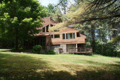 Bolton Single Family Home For Sale: 274 New Vermont Road
