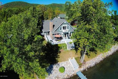 Ticonderoga Single Family Home For Sale: 16 Cottage Road