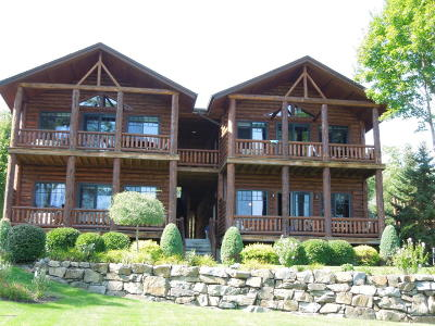 Lake George Single Family Home For Sale: 3210 Lake Shore Drive #35