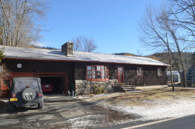 Single Family Home For Sale: 247 Black Point Road