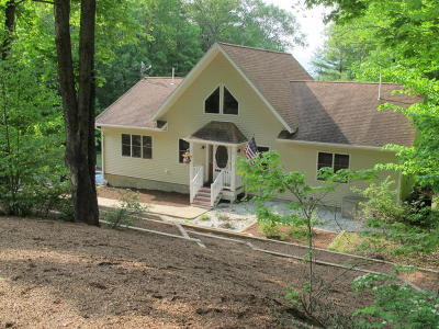 Single Family Home Contingent Contract: 90 Upper Highland Road