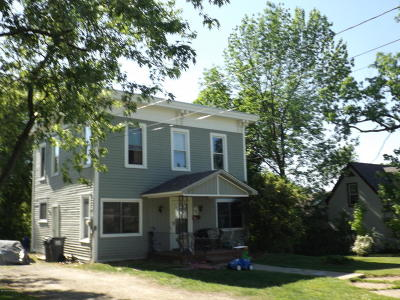 Ticonderoga Single Family Home For Sale: 143 The Portage
