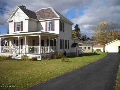 Single Family Home For Sale: 315 Alexandria Avenue