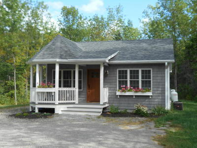 Single Family Home Contingent Contract: 14 Mossy Point Road