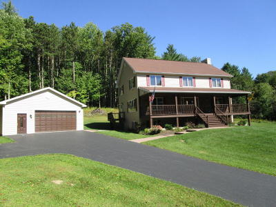 Argyle Single Family Home Contingent Contract: 4683 County Route 48