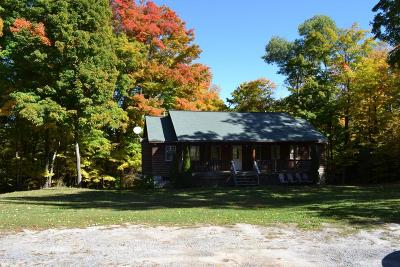 Bolton Single Family Home For Sale: 238 New Vermont Road