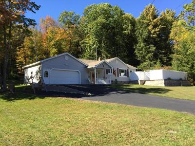Corinth NY Single Family Home For Sale: $169,900